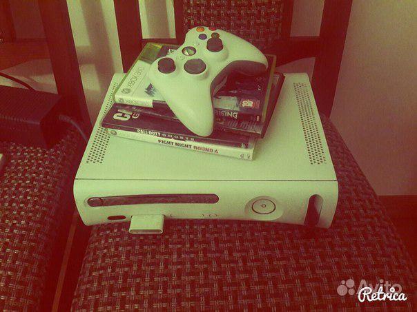 Объявление Xbox 360 прошитый lte 3.0 (с фотографией). X-box 36