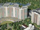 """Широкомасштабная застройка жилого микрорайона  """"Парковые Аллеи """" в центральной..."""