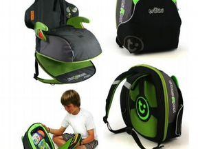Бустер-рюкзак Trunki Boostapak Green