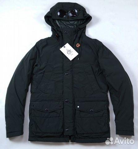 Куртка CP Company 14wcpub03157 001020 Size 46 купить в Москве на ...