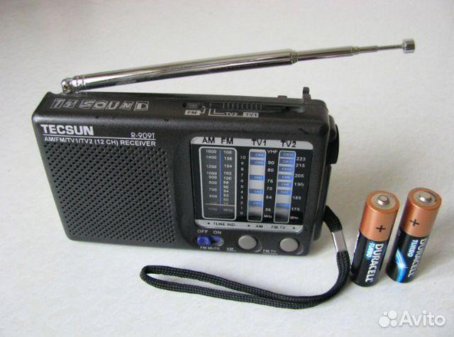 Tecsun R-909T — фотография