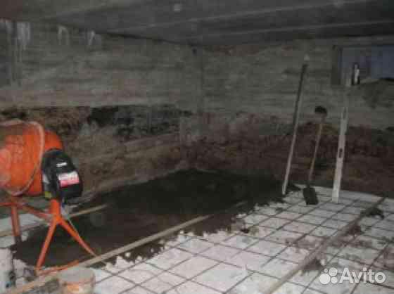 цену организации заливка полана цокольном этаже собственника коттеджном поселке