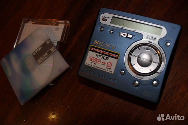 89283642050 MD-LP Walkman Sony MZ-R700