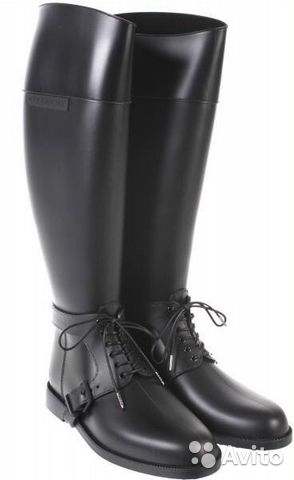 Резиновые сапоги GIVENCHY FEMME - Интернет магазин обуви