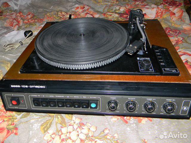 Вега 108 Unitra Hi-Fi