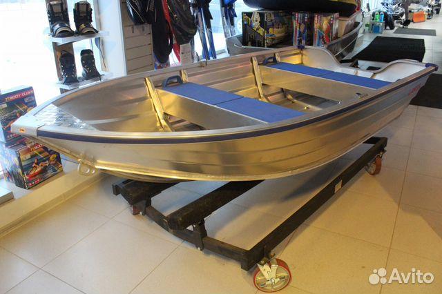 алюминевая лодка на авито