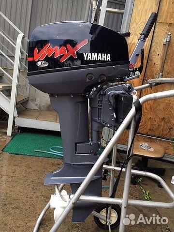 лодочный мотор v max