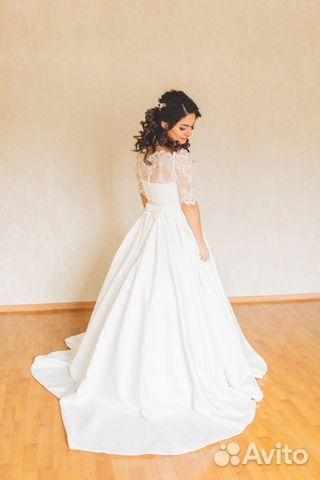 Свадебное платье 89507100101 купить 1