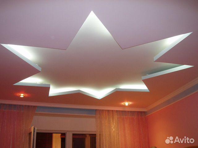 Как собрать 2 уровневый потолок торент