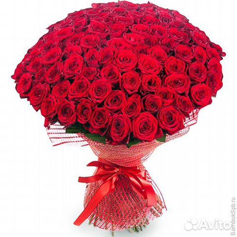 Поздравление 101 роза 23