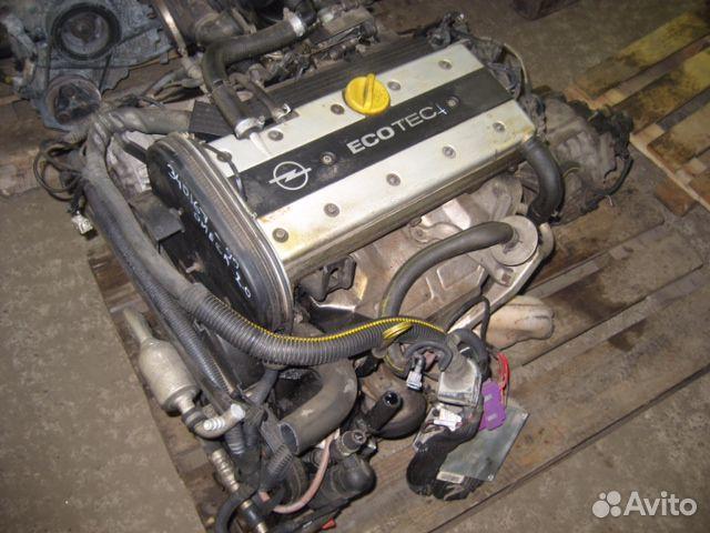 Фото двигателя опель омега