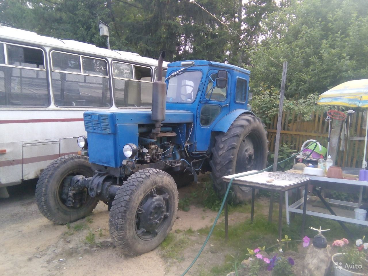 Продажа б/у тракторов в Тверской области