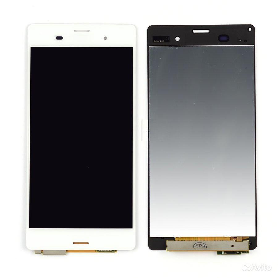 Sony xperia z3 дисплей пермь