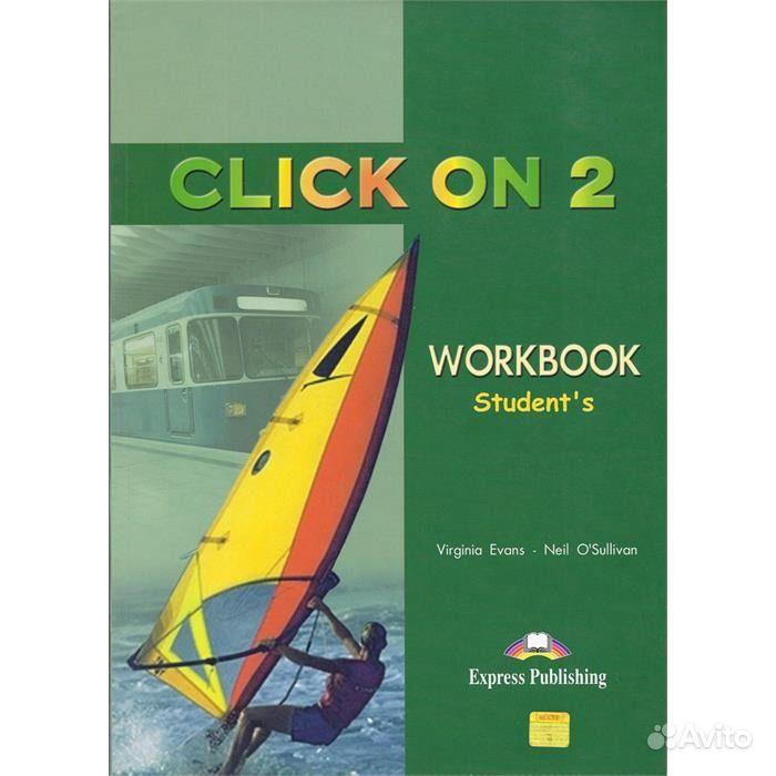 1 гдз click по workbook students английскому on