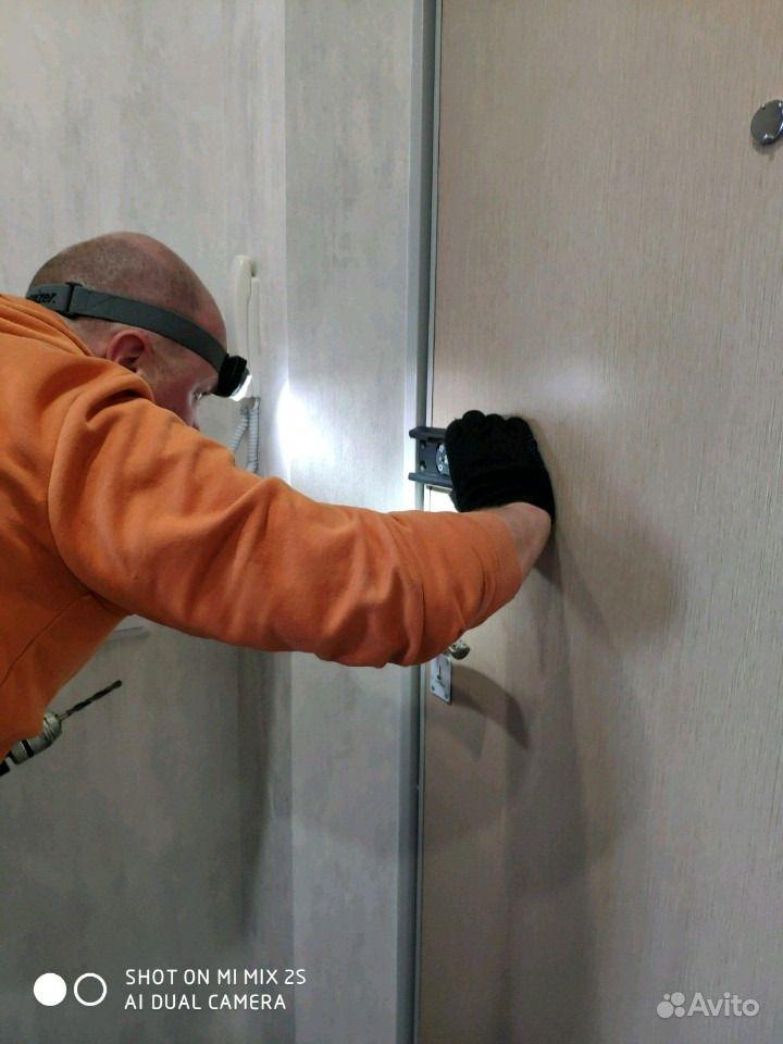 Вскрытие дверей купить на Вуёк.ру - фотография № 1