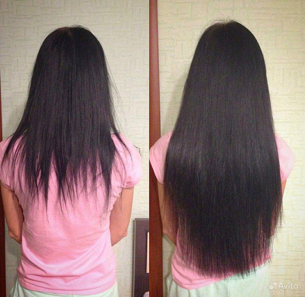 Наращивание волос купить на Вуёк.ру - фотография № 4