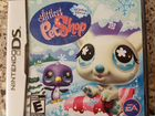 Littlest Pet Shop, Nintendo DS, 2DS LPS стоячки