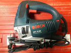 Электролобзик Bosch Professional GST 75BE 650Вт
