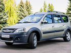 Сдам в аренду Lada Largus Cross 5 мест