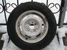 Зимние колёса в сборе R13
