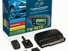 Сигнализация с автозапуском tomahawk TW-9010