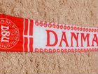 Шарф сборная Дании