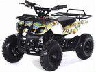 Motax ATV Mini Grizlik X-16 (мех.)