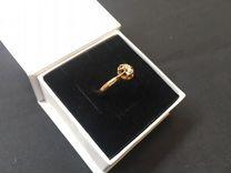 Кольцо 1 красивый бриллиант