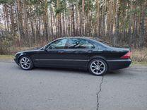Mercedes-Benz S-класс, 1999, с пробегом, цена 270000 руб.
