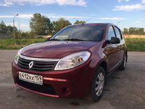 Renault Sandero, 2013 г., Пермь
