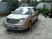 Toyota Corolla, 2001 г., Омск