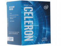 Intel celeron g3930 box — Товары для компьютера в Санкт-Петербурге