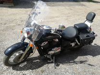 Honda Shadow 750 ACE