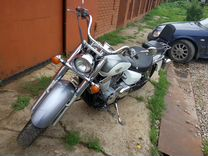 Мотоцикл Honda Shadow VT750 spirit OF THE fhoenix