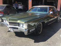 Cadillac Eldorado, 1969 — Автомобили в Санкт-Петербурге