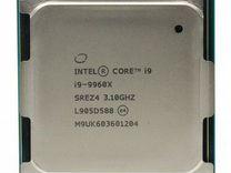 Intel i9-9960X на гарантии — Товары для компьютера в Санкт-Петербурге