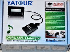 Ятур адаптер USB MP3 AUX для всех автомобилей