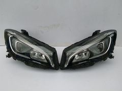 Фары mercedes cla full led новые