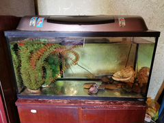 Продаю аквариум на 120 литров