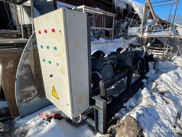 Центральная холодильная машина