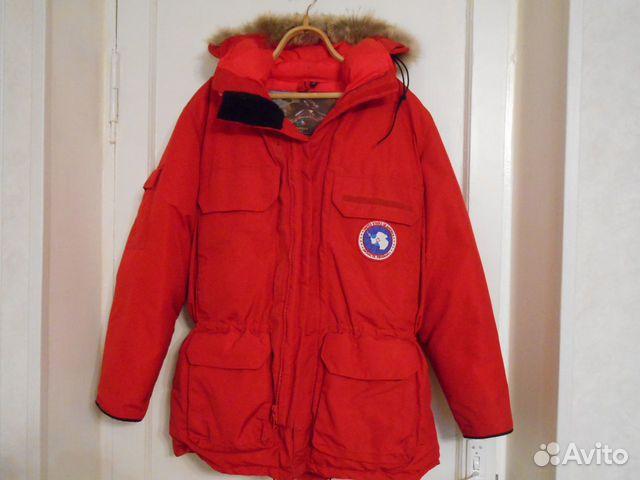 Зимняя арктическая куртка, made USA. Эксклюзив купить в Санкт ... 6741f99a2d3
