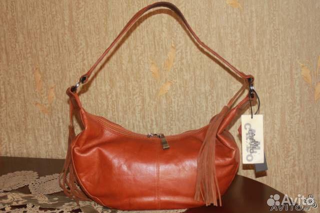 Итальянские кожаные женские сумки киев