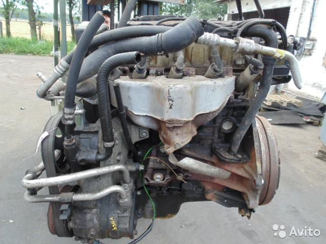 двигатель для opel x20se