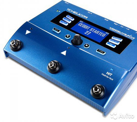 TC-Helicon VoiceLive Play— фотография №1