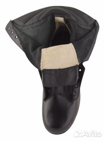Ботинки С Высоким Берцем Берцы Паритет Уставные Нового Образца 1502070 - фото 8
