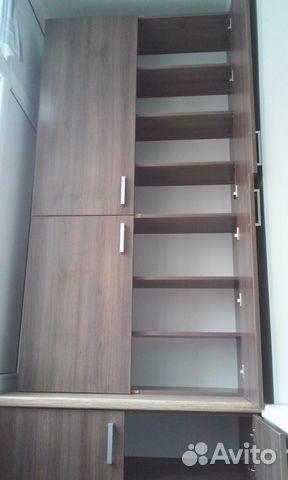 Шкаф-буфет на балкон купить в омской области на avito - объя.