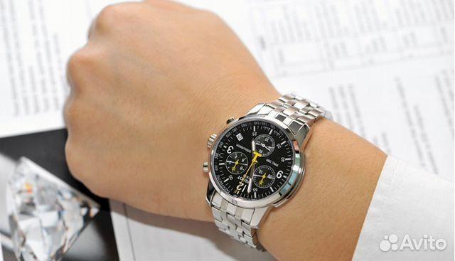 Купить мужские часы тиссот в москве