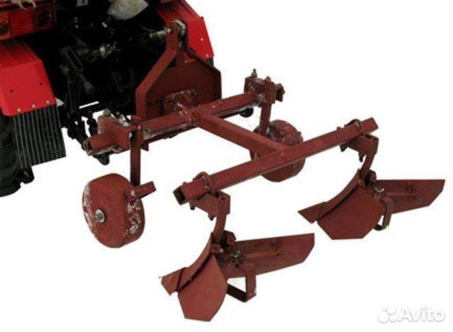 Мини-трактор МТЗ-132Н (минитрактор беларусь)