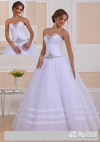 f3a1507267c124c Свадебные платья напрокат купить в Оренбургской области на Avito ...