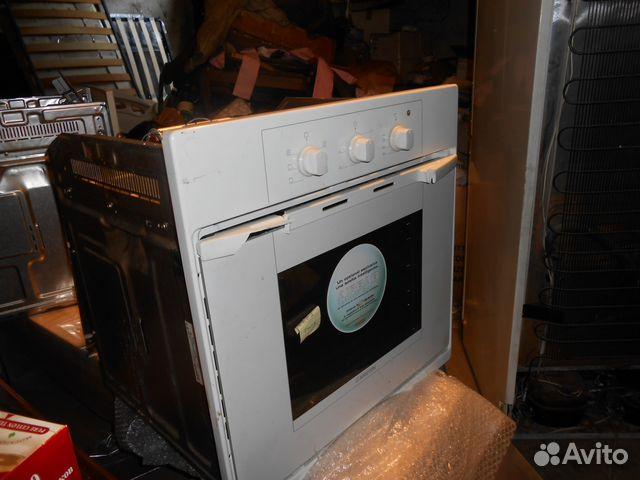 Духовой шкаф электрический встраиваемый авито